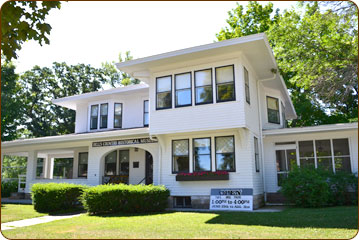 The Bowman House Museum - Home of the Dells Country Historical Society